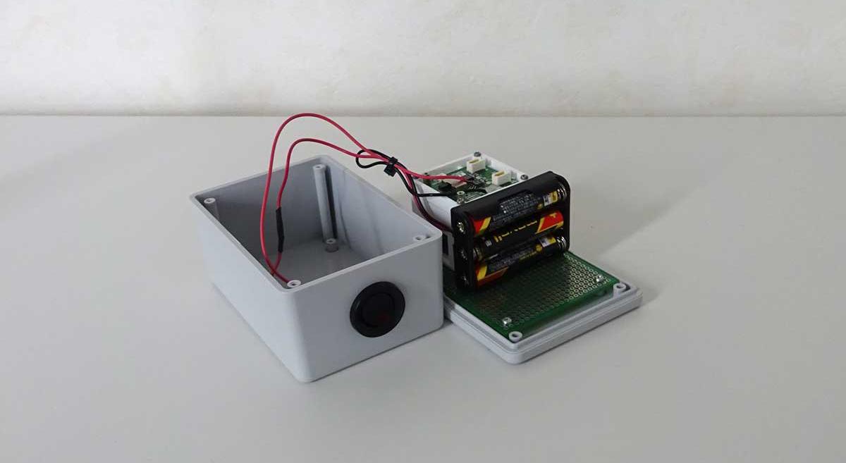 輸送振動レコーダー